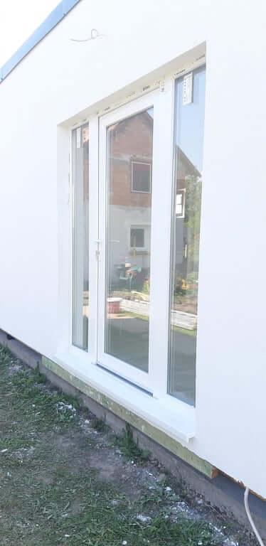 Egy kisebb mobilház - tothmobilhaz.hu