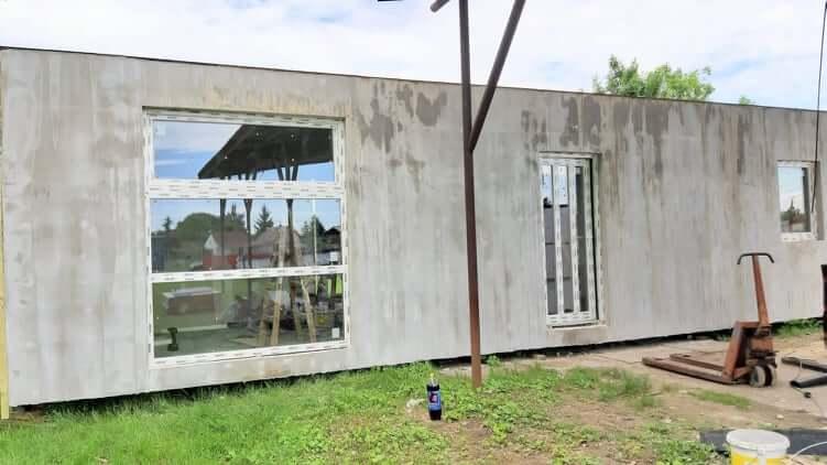 Mobilház egy fürdővárosban - tothmobilhaz.hu