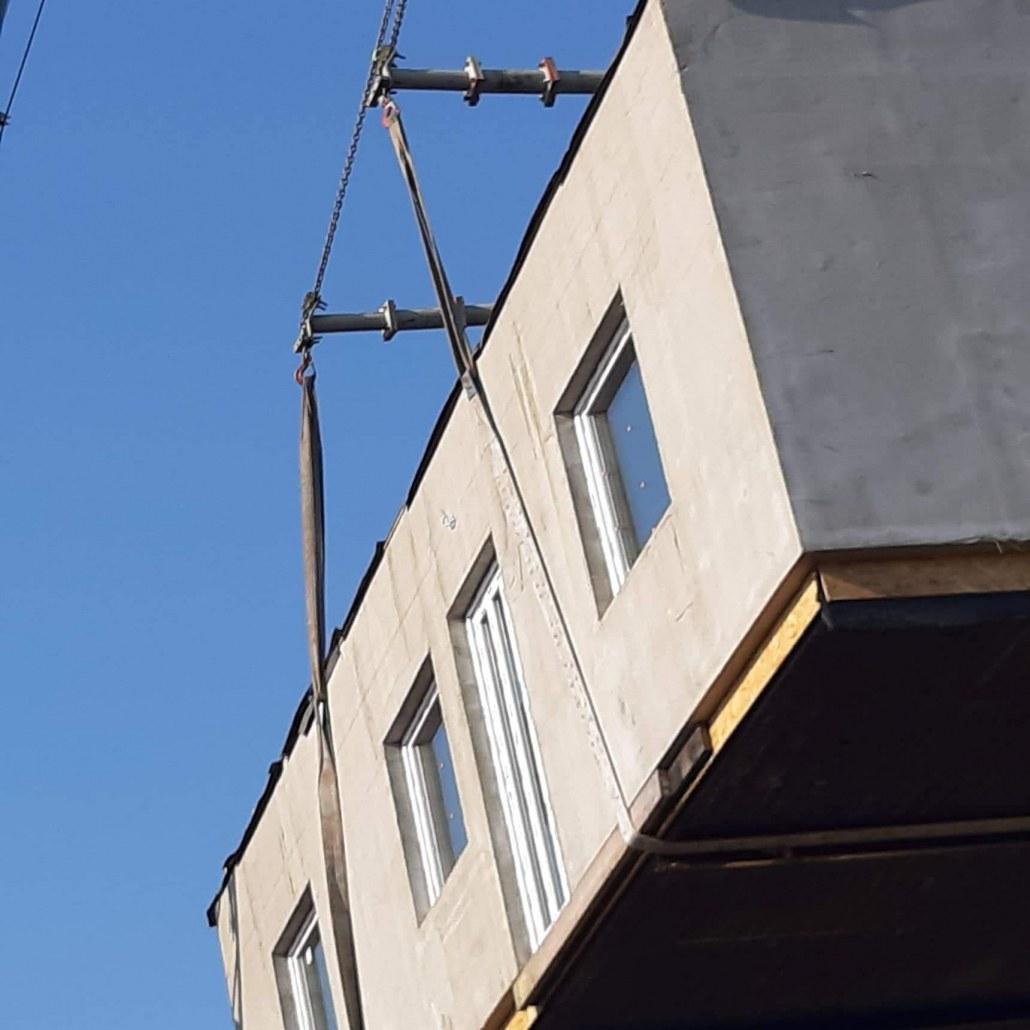 Mobilház szállítás - tothmobilhaz.hu